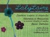 Carte de visites Lalylaine par www.22h43.fr