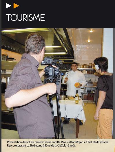 22h43 agence vidéo dans l'Aude