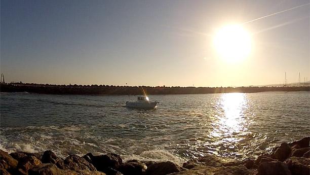 Réalisation d'une vidéo sur le massif de la Clape
