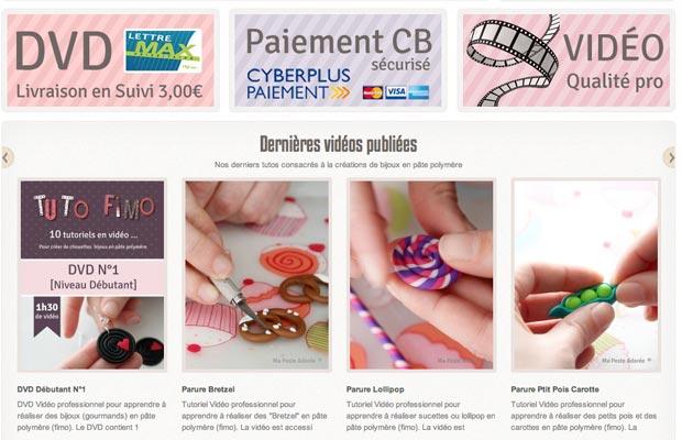 Création de vidéo pour un site de VOD